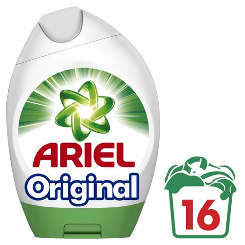 Ariel Washing Gel 592Ml 16 Washes