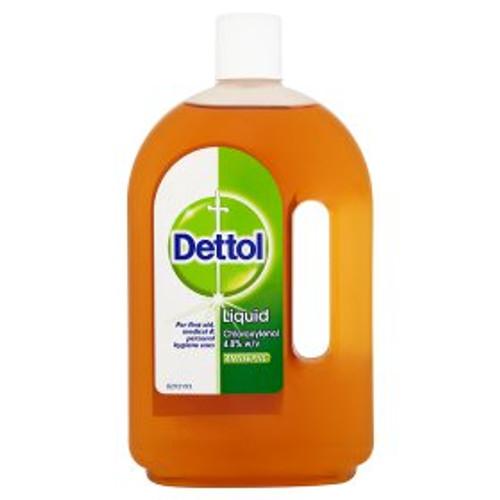Dettol Liquid Disinfectant Antiseptic