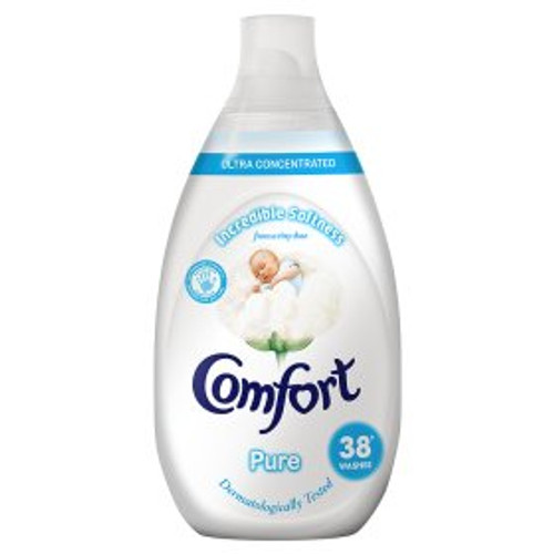 Comfort Pure Ultra Concentrated Fabric Conditioner 38 Washes