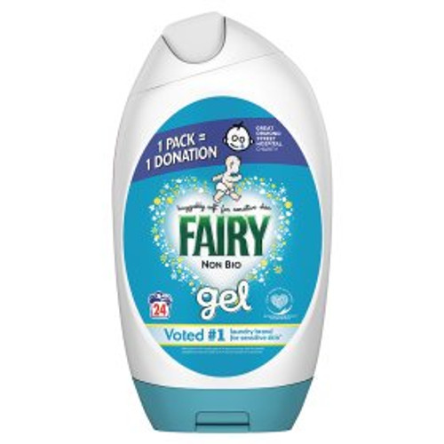 Fairy Non Bio Washing Gel 24 Washes