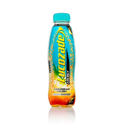 Lucozade Energy Caribbean Crush 380ml