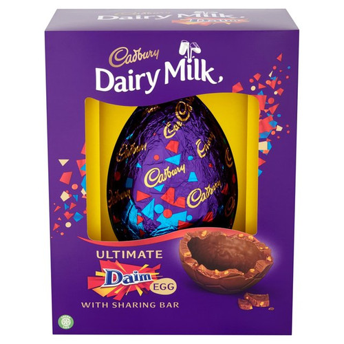 Cadbury Ultimate Daim Egg 570g