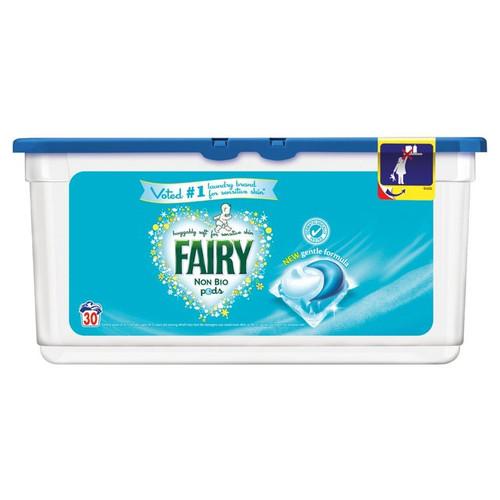 Fairy Non Bio Liquitabs Laundy Tabs
