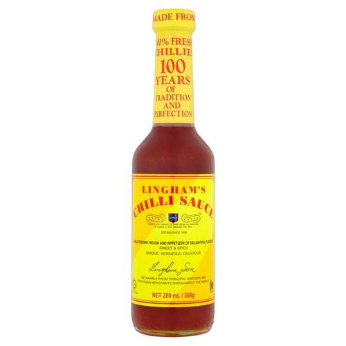 Linghams Chilli Sauce 280ml