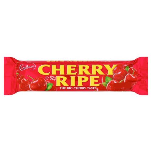 Cadbury Cherry Ripe Chocolate Bar