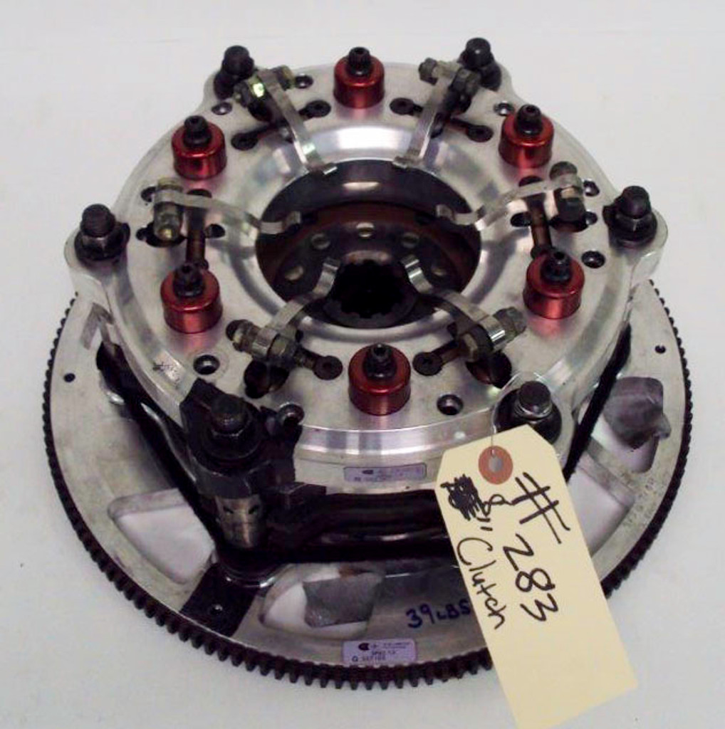 """Used Ram """"8"""" Complete 153T Clutch"""