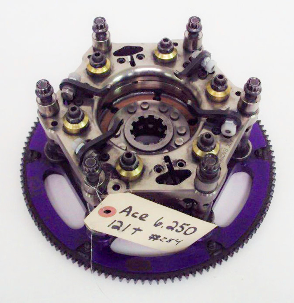 Used Ace 6.250 121T Clutch