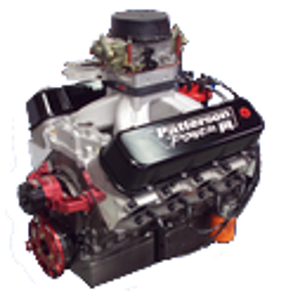 Pro Street 565/582/598 Engine - Cast Manifold