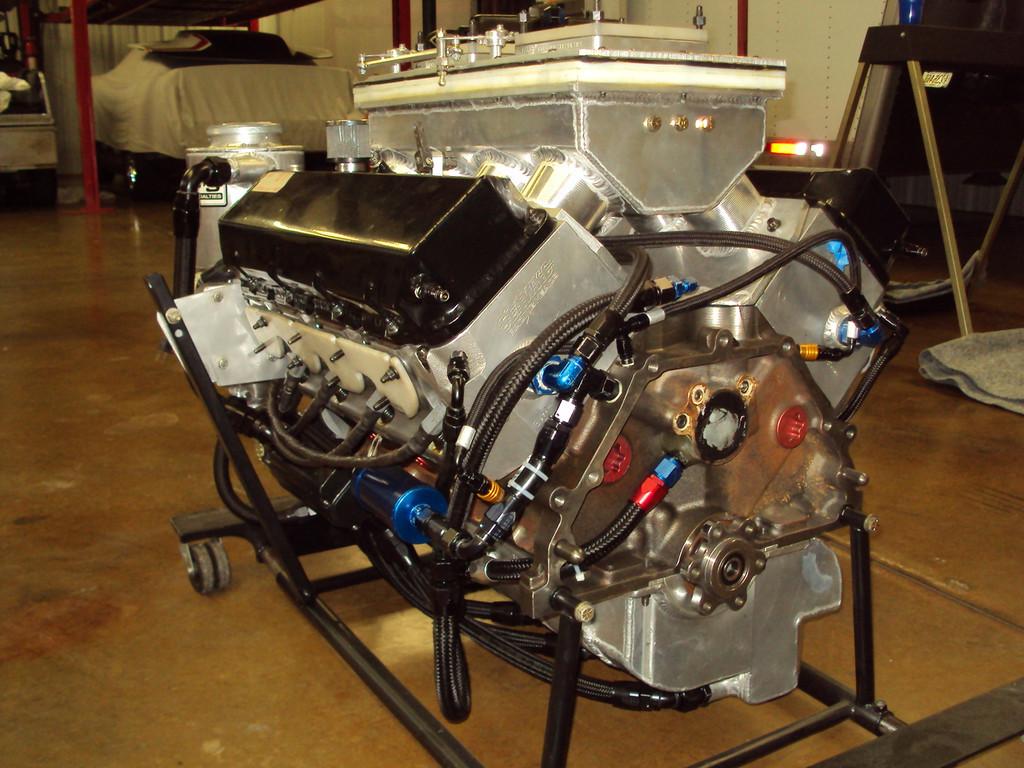 ELITE/JIMMY OLIVER 500 PRO STOCK MOTOR