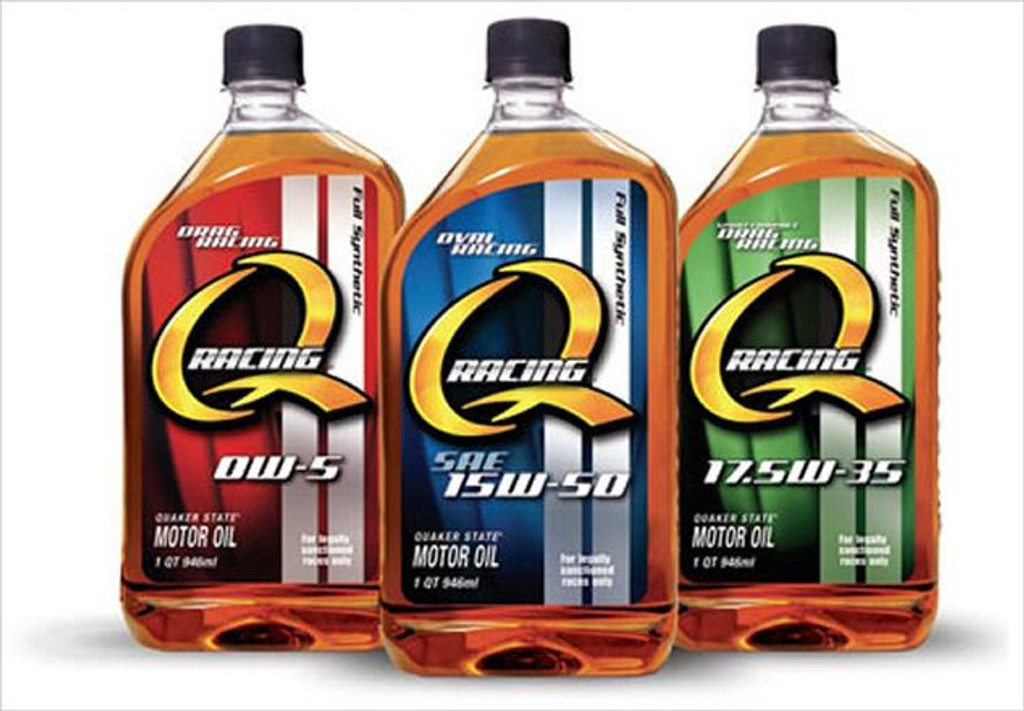 Quaker State Racing Oil 0W-5
