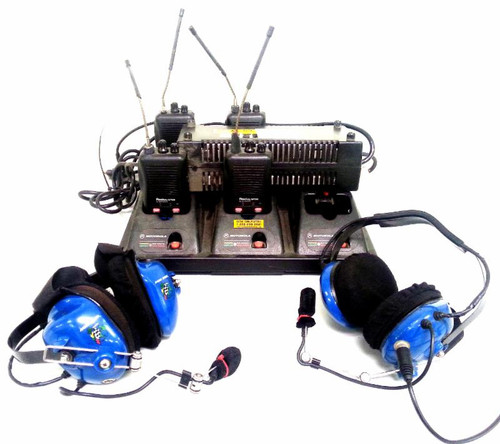 Racing Radios SP50 Wide Band Kit