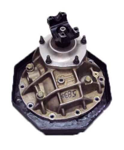 5.83g 40 Spline Gleason 9.5 Center Section