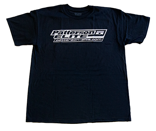 Patterson Elite Carbon Fiber Logo T-shirt