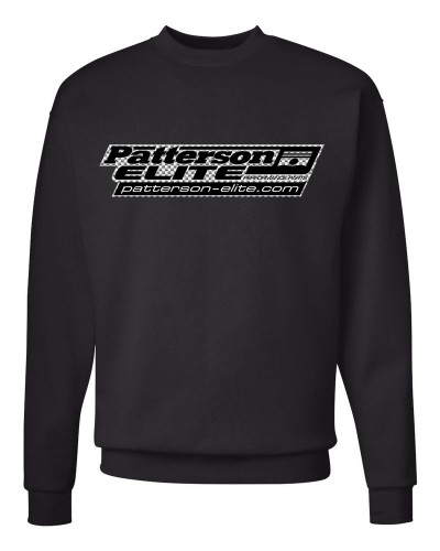 Patterson Elite Carbon Fiber Logo Sweatshirt