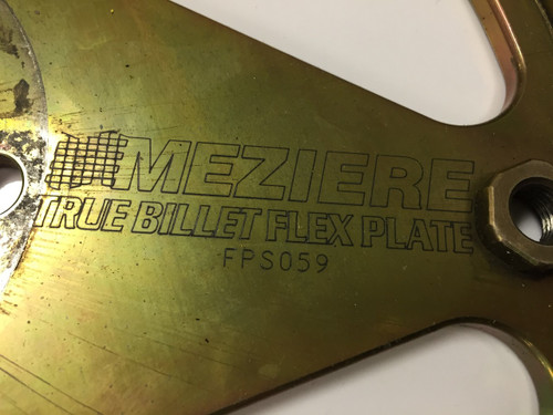 Used Meziere Flex Plate FPS059