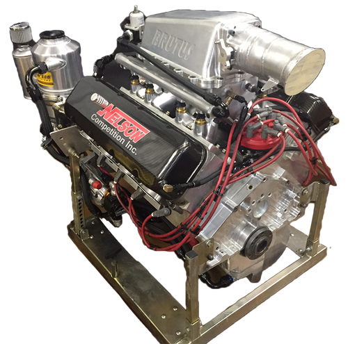 Hord Procharged 375 ci Engine
