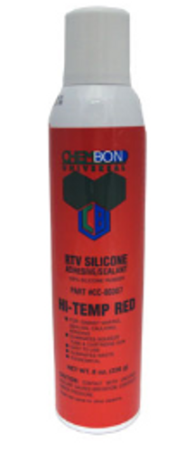 RTV Silicone Red
