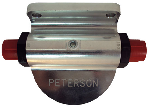Peterson Remote Oil Filter Bracket