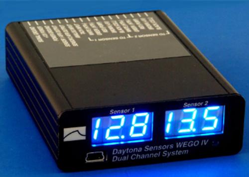 Daytona Sensors WEGO IV Dual Channel Wide-Band AFR Tuning Aid 113001