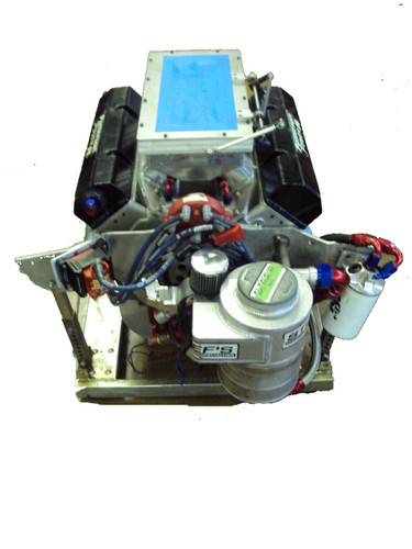 334 c.i. GM Patterson Elite Engine