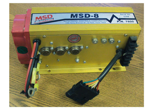 MSD Ignition Box