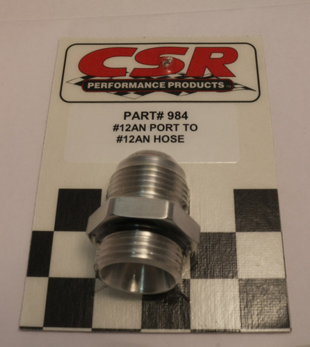 CSR 12AN Port to 12AN Hose 984