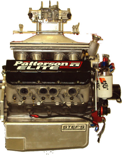 SB-2 Comp Eliminator Engine