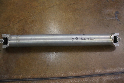 "3-1/2"" Diameter Alum Driveshaft (Used)"