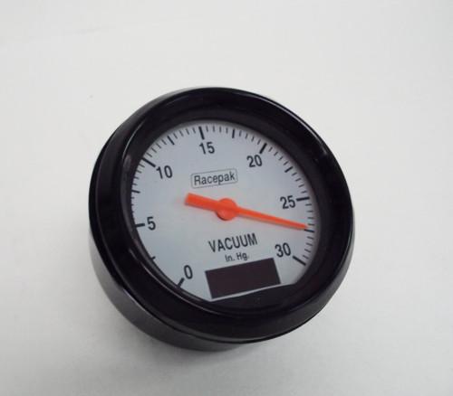 Racepak Vacuum Gauge 0-30