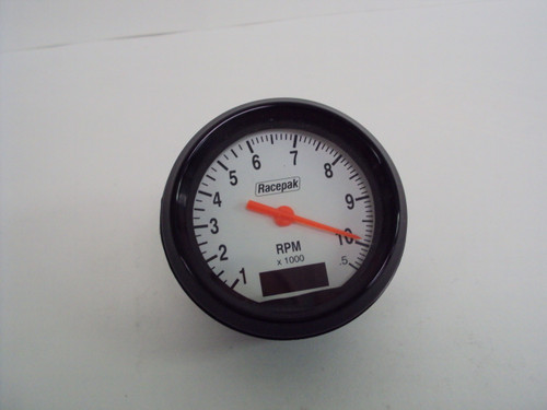 Racepak -  Tachometer Guage 10,500 - Used