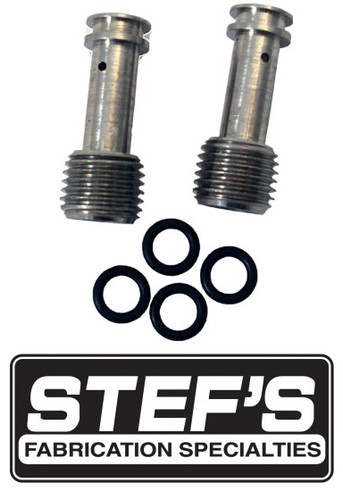 Stef's Oil Restrictors