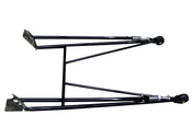 SPRING LOADED WHEELIE BARS