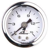 Aeromotive 15632 - Fuel Pressure Gauges