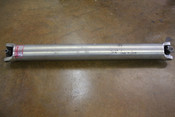 3-1/2 Diameter Alum Driveshaft (Used)