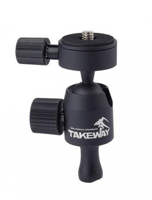 Takeway TYB01 Mini Ball Head