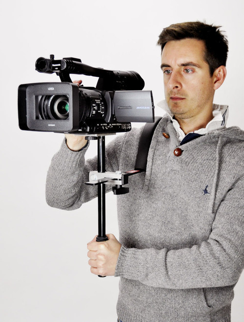 Hague CSM Camera Shoulder Mount Rig