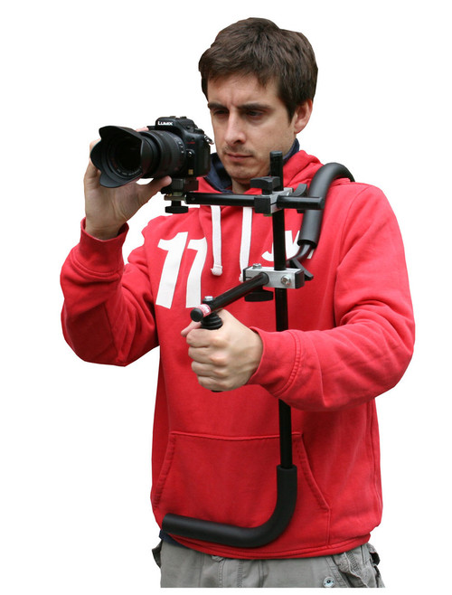 Hague PS Pro Steadymount Camera Shoulder Rig