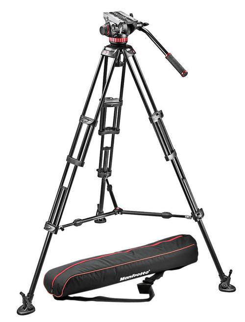 Manfrotto MVH502A,546BK-1 Camera Tripod Kit
