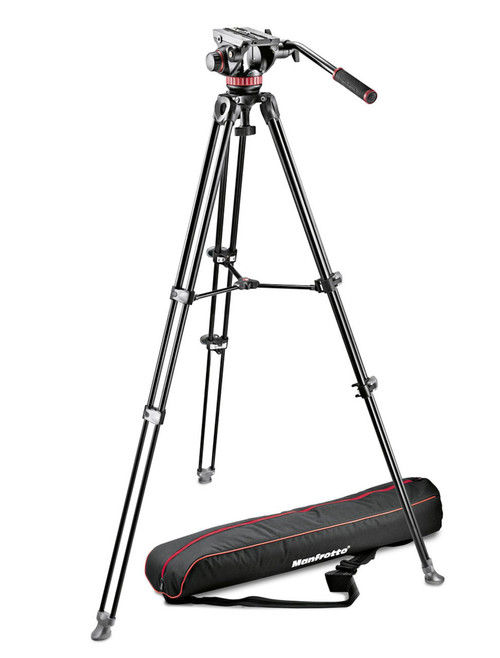 Manfrotto MVK502AM-1 Camera Tripod Kit With Bag