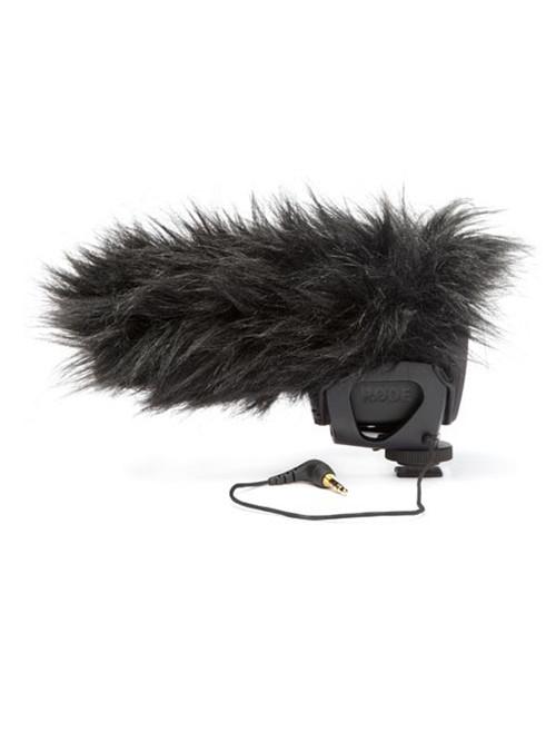 Rode Microphone Deadcat VMP Fur Windshield