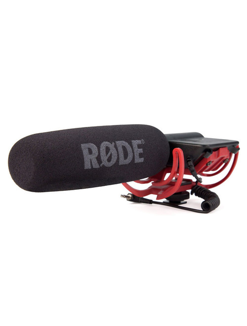Rode VMR Video Microphone With Rycote Lyre Shockmount