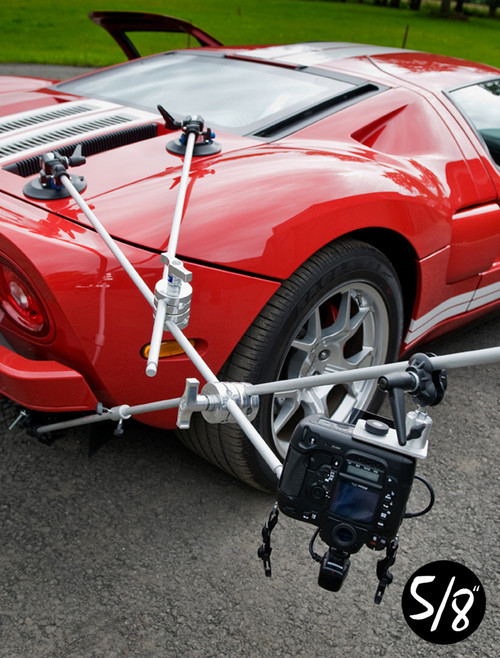 Hague SM8 Camera Suction Mount Kit For Cars
