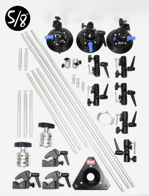 Hague Multi-Mount System Kit 1