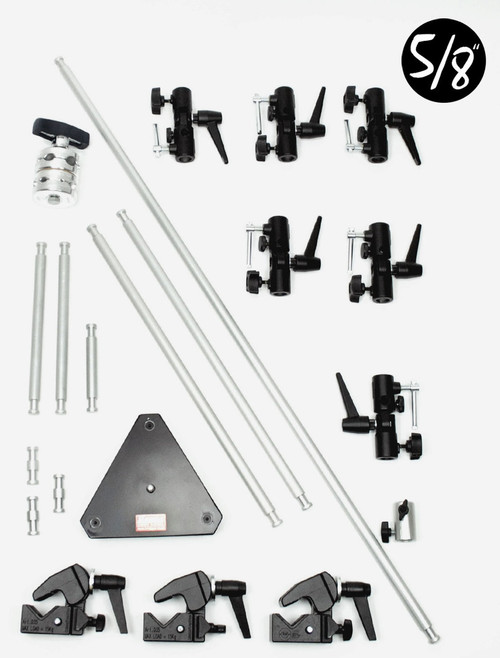 Hague Multi-Mount System Kit 3