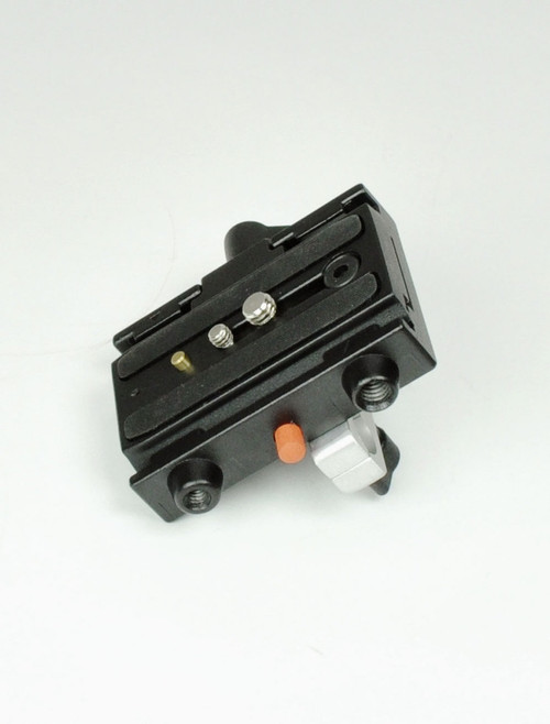 Hague CPRC Quick Release Camera Plate With Rod Clamp