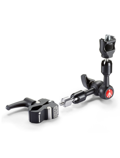 Manfrotto 244MICROKIT Friction Arm With Nano Clamp