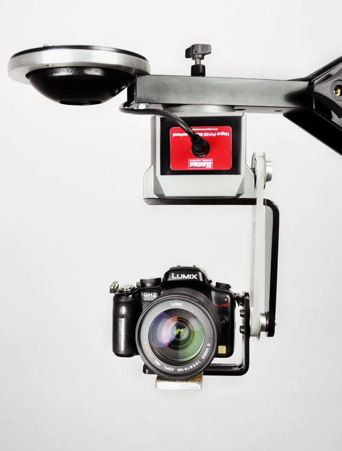 Hague PH100 Mini Pan & Tilt Camera Powerhead 360°