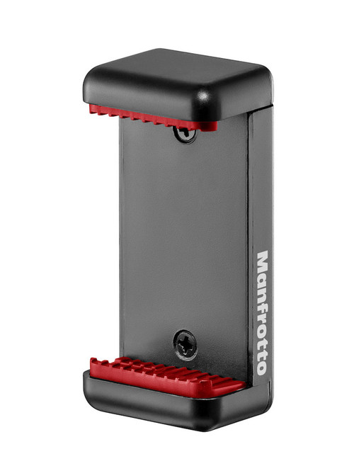 Manfrotto Universal Smartphone Camera Clamp With ¼ Threads