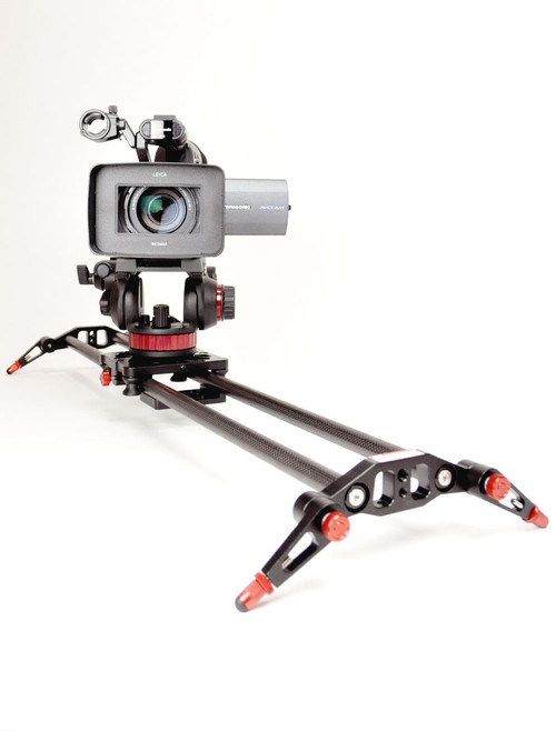 Hague Camslide Edge Carbon Fibre Camera Slider