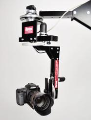 Hague PH200 Pro Remote Pan & Tilt Power Head